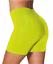 Donna-Pantaloncini-Ciclismo-Pantaloncini-Danza-Lycra-Leggings-Attivo-Pantaloncini-Casual miniatura 12