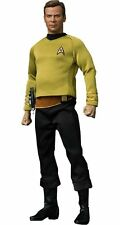 QUANTUM MECHANIX 1/6 SCALE CAPTAIN J.T.KIRK COLLECTORS FIGURE STAR TREK NEW OUT