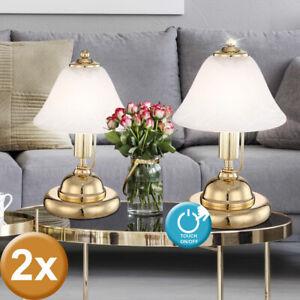 Tisch Beleuchtung Wohn Ess Zimmer Beistell Strahler Lampe beweglich silber