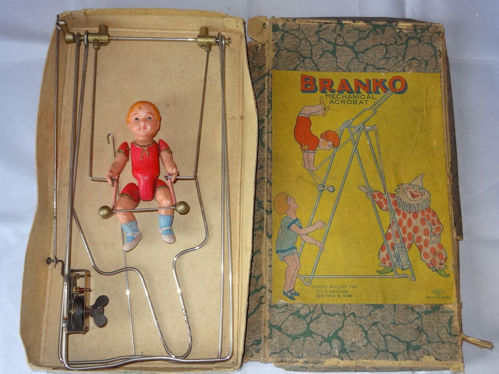 Branko japan PRE WAR ACROBAT - BOXED