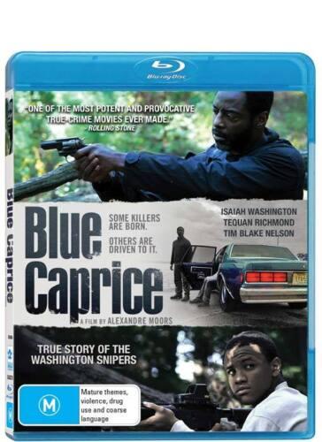 1 of 1 - Blue Caprice (Blu-ray, 2014) THRILLER [Region B] NEW/SEALED