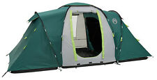 Coleman Spruce Falls VisAvis Tent Green and Grey 4 Person