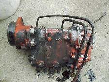 Case 830 Diesel Rowcrop Tractor Good Engine Motor Injection Pump With Lines