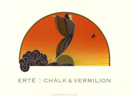 Erte-Sunrise-1992 Poster