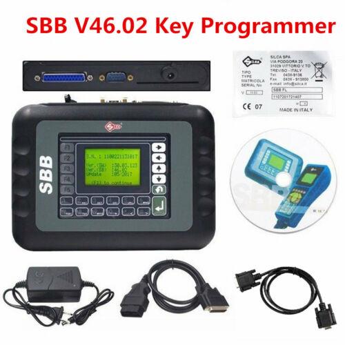 Sale SBB v46.02 Universal Programmer Immobilizer Programming /& Remote Controls
