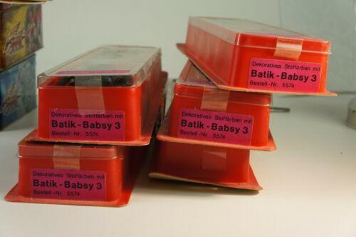 Batik-Babsy 3 Nr 5574 Stoffärben Heißkolben Gefäß für Wachs Lötring W-2378