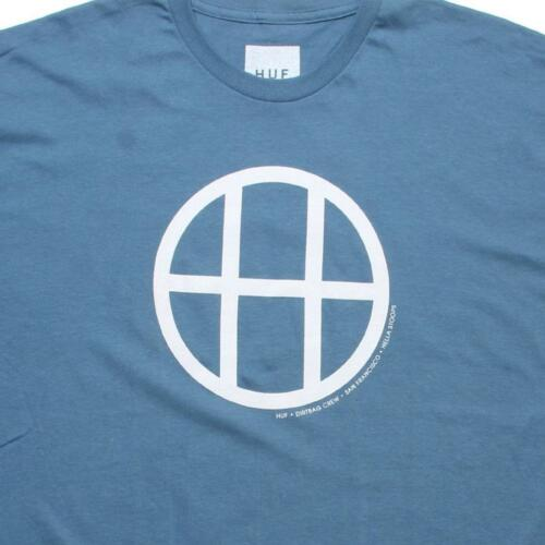 slate $36.00 Huf Circle H Tee 00033SLA