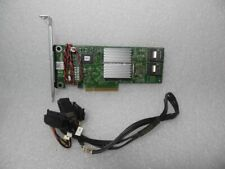 Dell Perc H310 PowerEdge Server Integrated Raid Controller Card w// Cables HV52W