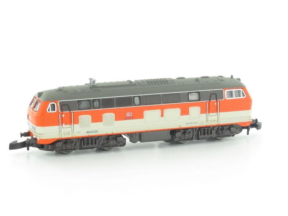 Z 88805 multifunzionali locomotiva serie siano 218 delle Ferrovie Tedesche AG Merce Nuova