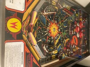 williams pinball machines for sale