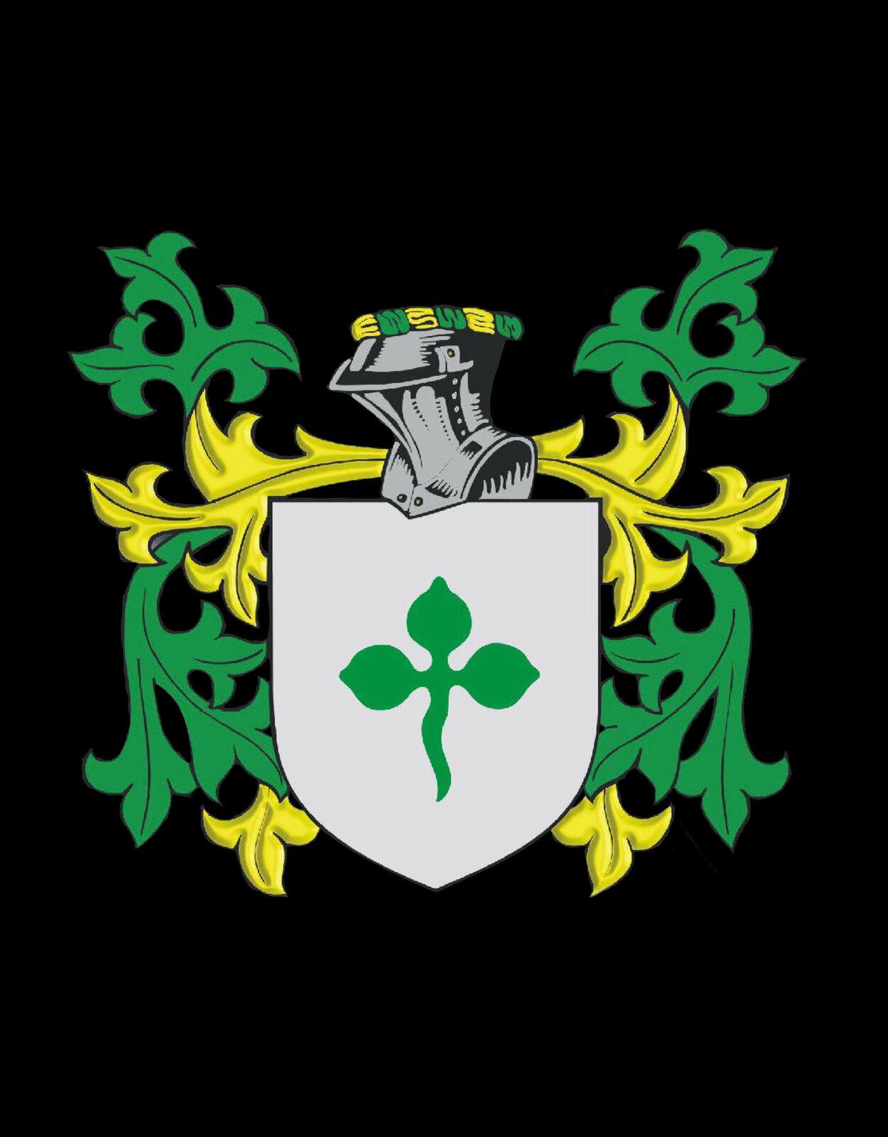 Sturgeon Inghiletrra Famiglia Stemma Cognome Stemma oro Gemelli Gemelli Gemelli Inciso Scatola 8b1bae
