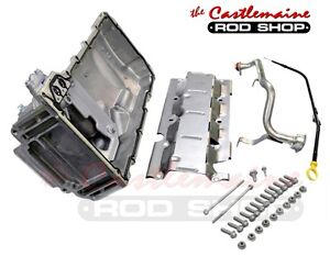 Details about GEN 3 LS1 LS2 LS3 ALUMINIUM SUMP AND PICK UP GQ GU NISSAN  PATROL