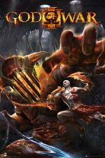 """GOD OF WAR III POSTER """"3 HADES"""" BRAND NEW """"LICENSED"""""""
