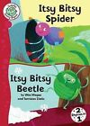 Itsy Bitsy Spider and Itsy Bitsy Beetle by Wes Magee (Hardback, 2012)