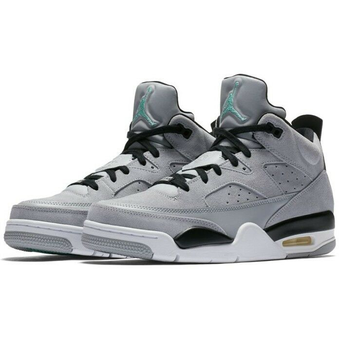 NIKE JORDAN SON OF MARS LOW  WOLF GREY  (580603 027) MENS TRAINERS