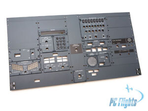 Details about FLIGHT SIMULATOR BOEING 737 AFTER OVERHEAD PANELS REPLICA  FULL AFT OVERHEAD SET