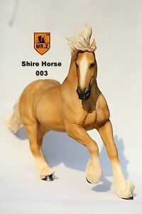 Mr.Z SH003 1/6 Scale Animal Series Resin Statue Shire ...