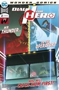 Dial-H-for-Hero-1-DC-Wonder-Comic-1st-Print-2019-unread-NM