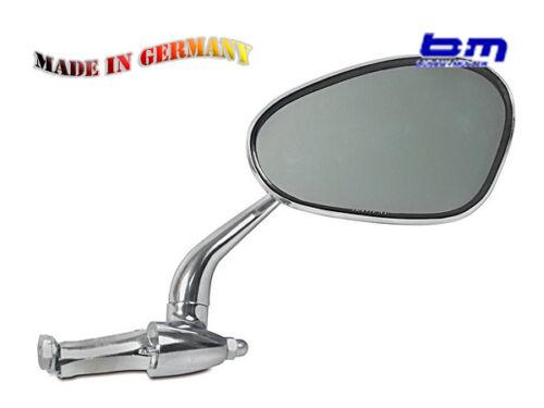 Guidon intérieure FIXATION Ovale Chrome IWL Miroir-massivement droite Busch /& Müller