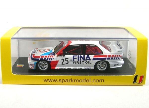 BMW E30 M3 No.25 Winner Winner Winner 24h SPA 1990 (J. Cecotto - F. Giroix - M. Oestreich)  | Zürich  e48d28