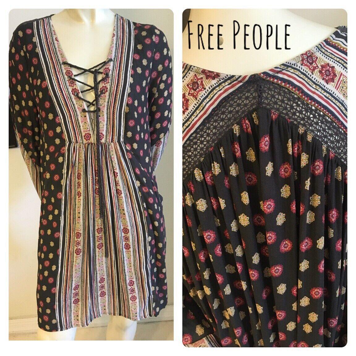 free people dress medium EUC! - image 1