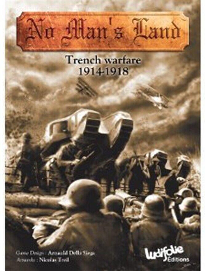 No Man's Land - Trench Warfare 1914-1918, NEW
