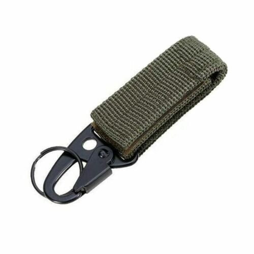 Army Belt Waist Belt Black For Jeans Elastic Nylon Tactical Belt Metal Buckle