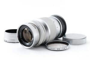 Elmar f=9cm 1:4 Telephoto Lens 90mm F4 by LEITZ Wetzlar for LEICA [excellent]