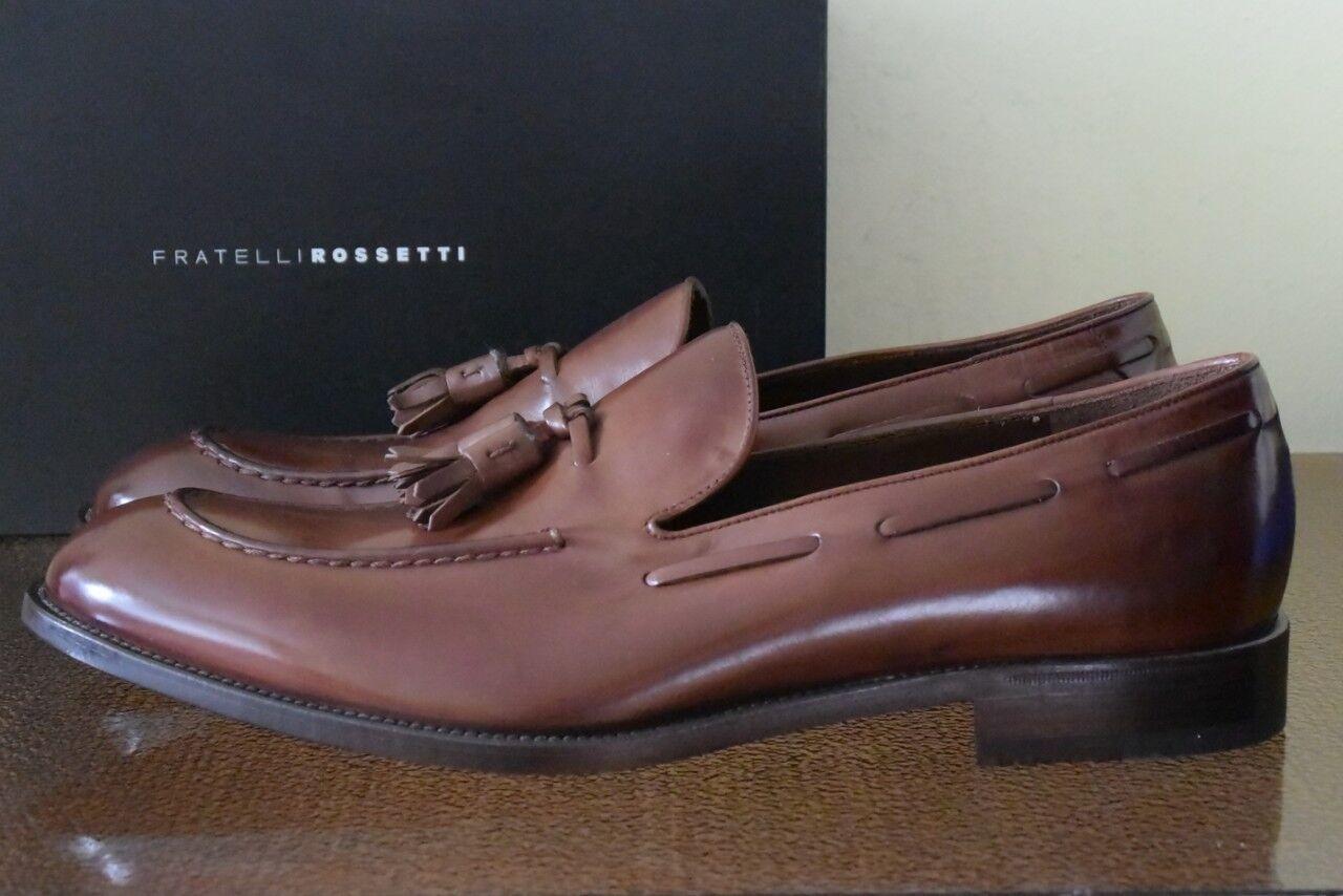 Fratelli Rossetti brown Loafer Gr 45