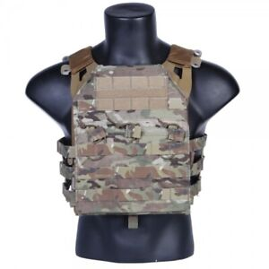 Tactique-Vest-Multicam-By-Emerson-Gear-Jumper-Plaque-Carrier