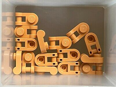 LEGO Parts - Nougat Plate 1 x 1 Rounded w Handle - No ...
