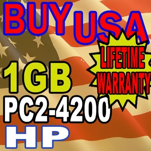 1GB HP Pavilion Media Center a1517x a1523w Memory Ram