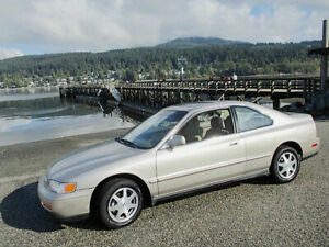 1995 Honda Accord Coupe EXR