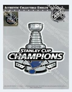 2019-STANLEY-CUP-FINAL-CHAMPIONS-PATCH-ST-LOUIS-BLUES-NHL-LICENSED-IN-PACKAGING
