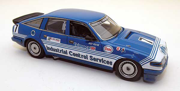NEO SCALE MODELS - ROVER SD1 VITESSE ANDY ROUSE BTCC 1984 1 43 SCALE BNIB