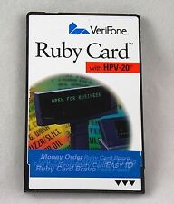 Verifone Ruby P040 07 508 Hpv 20 Workststion Card Sapphire