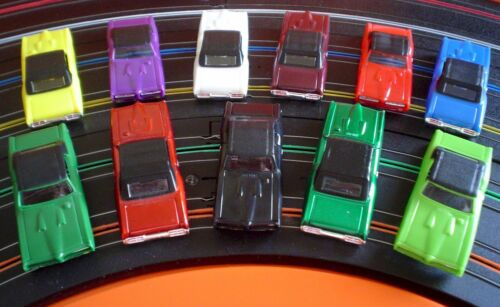 69 Pontiac GTO Convertible 1969 MoDEL MoToRING TJet SLoT CaR Body 11Color Choice