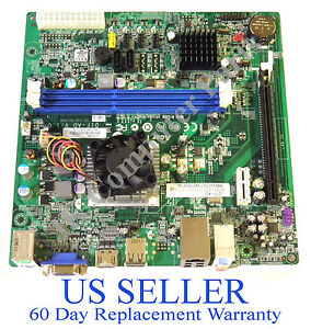 eMachines-EL1360-Motherboard-w-AMD-E-300-1-3GHz-CPU-D1F-AD-MB-ND307-001