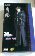 "Dragon Models  1/6 Scale 12"" Female Hong Kong Police Constable Madam Fong 72049"