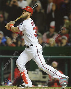 Bryce-Harper-Washington-Nationals-8x10-Licensed-Unsigned-Photo