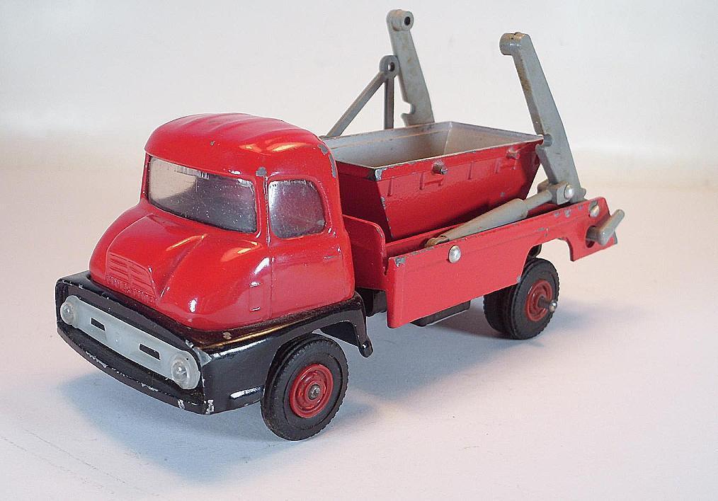 Vilmer Denmark Thames Trader Skip Lorry camion  5104
