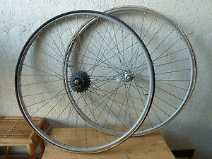 Rennrad Laufradsatz Nisi Miche Vintage Felgen 6fach Fahrrad - Deutschland - Vollständige Widerrufsbelehrung Widerrufsbelehrung Widerrufsrecht Sie haben das Recht, binnen 14 Tagen ohne Angabe von Gründen diesen Vertrag zu widerrufen. Die Widerrufsfrist beträgt 14 Tage ab dem Tag, - an dem Sie oder ein von Ihnen be - Deutschland