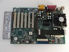 QDI SynactiX 5EP SX5EP-A Socket 370 Motherboard With Intel Celeron 900 Cpu
