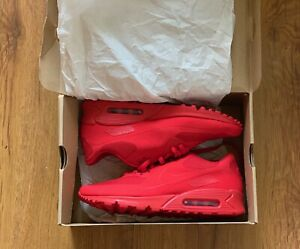 Details about Nike Air Max 90 Hyperfuse Independence Day Red Size Uk 10 Real Authentic 2013