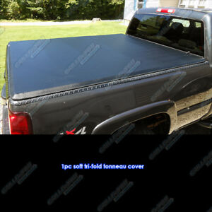Details About Ford F 150 Supercrew Cab 55 Short Bed 2004 2014 Soft Tri Fold Tonneau Cover