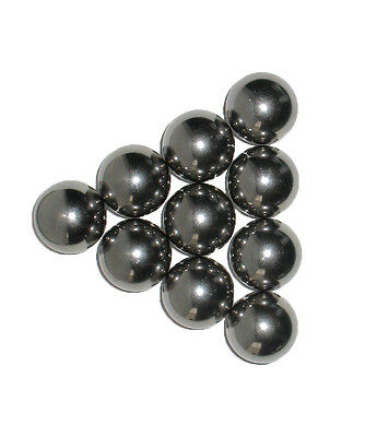 TEN 1-1//2 Inch Steel Balls for Monkey Fist Cores CAN BE DRILLED