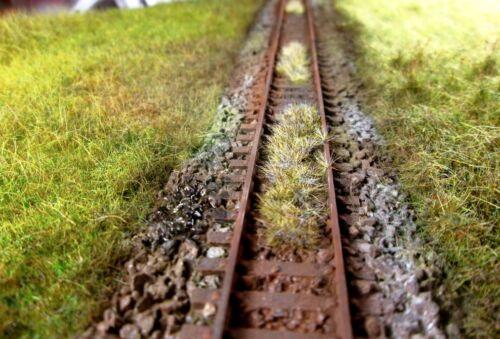 WWS Patchy 2mm Basing Static Grass Railway WarGames Scenery WWSG2.6