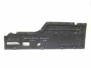 BMW-5er-E61-E60-Bj03-10-Unterfahrschutz-Unterbodenschutz-Links-fuer-Standheizung
