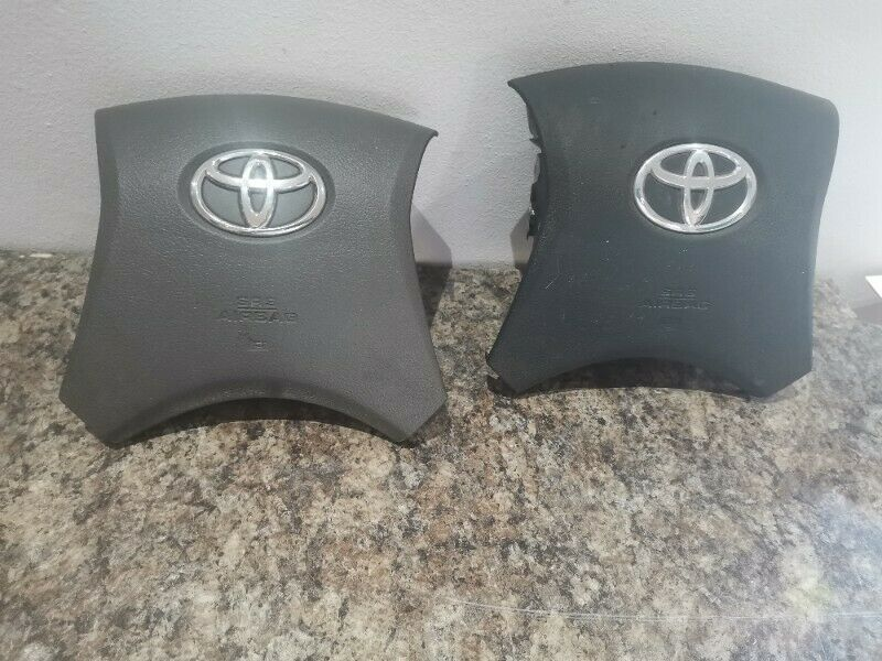 Toyota Fortuner, Hilux Airbags
