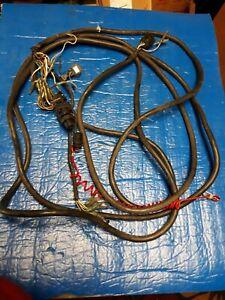 suzuki fuel gauge wiring suzuki marine gauge wiring harness control box na12s 20  cable ebay  gauge wiring harness control box na12s